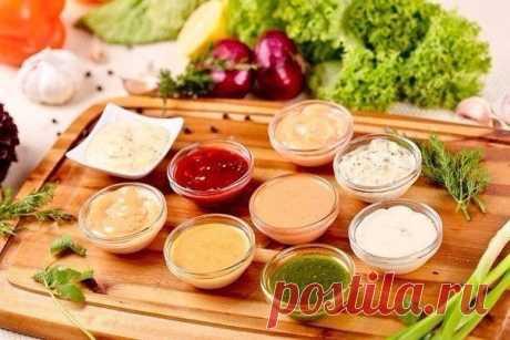 9 вариантов соусов на все случаи жизни: лучшая подборка — Вкусно!