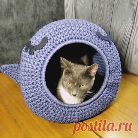 Кит для кота / НЕбисерная лавка чудес / Бусинка
