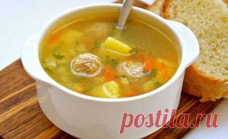 Чтобы желудок работал как часы: 5 лучших супов для улучшения работы пищеварительной системы! | hohotown.fun