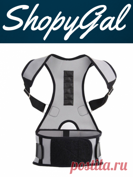2XL Waist Support Belt Front Closure Bodysuit | ShopyGal.com