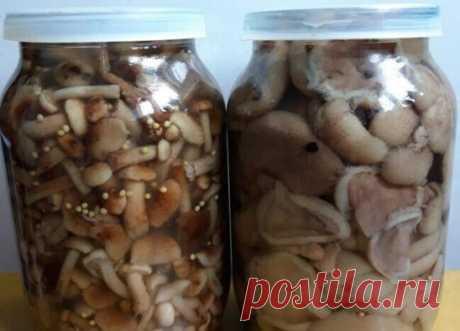 Ловите, хозяюшки вы мои!) Маринад для любых грибов