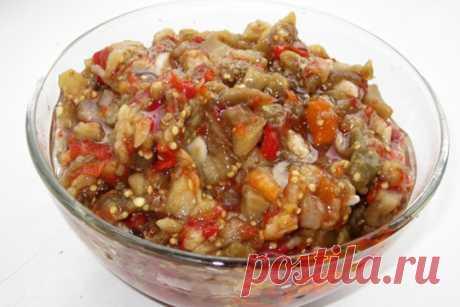 Хоровац-салат по-еревански ⋆ Кулинарная страничка