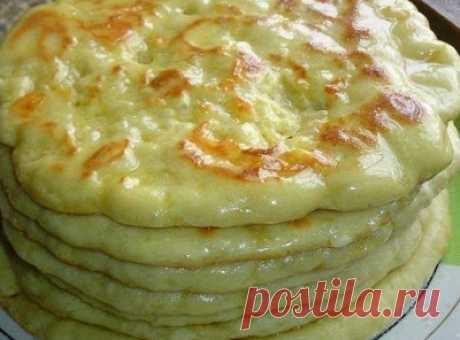 Рецепт традиционной грузинской кухни: вкуснейшие хачапури по-тбилисски!
