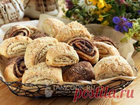 Гата армянская — рецепт с фото Национальное печенье народов Закавказья. Гата идеально подходит к вечернему чаепитию, а также на праздничный стол.