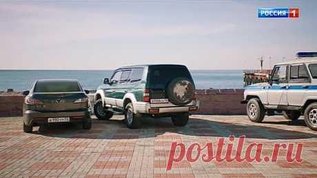 Спасская (2020) 2 Серия из 16  / Жанр: детектив