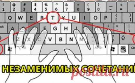 7 сочетаний клавиш, которые ускорят вашу работу за компьютером в 4 раза! - Dolci