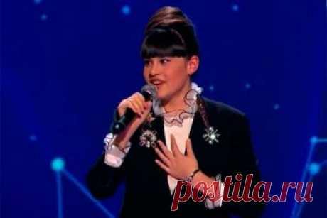 ¡El sábado, el 14 de abril de 2018, Diana Ankudinova de 14 años de Togliatti ha actuado en la segunda vuelta del show vocal «Ti fenomenal!» En el canal del NTV. ¡El primer discurso de Diana Ankudinovoy sobre el proyecto «Ti fenomenal!» Se hacía la sensación. La muchacha que ha derribado todos en el acto, ha sometido y ha encantado al público. En la red el Internet los rodillos con su canción en