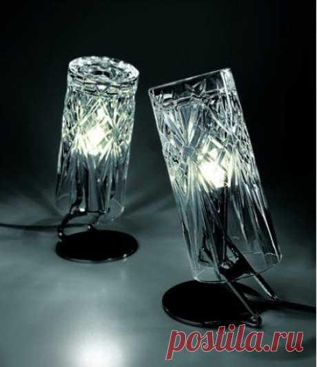 светильники из подручного материала | worldhobbies.ru