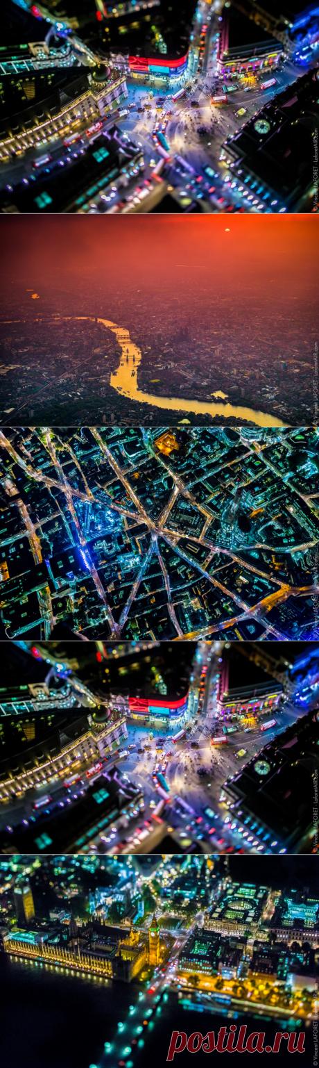 Лондон в аэрофотографиях — Фотошедевры