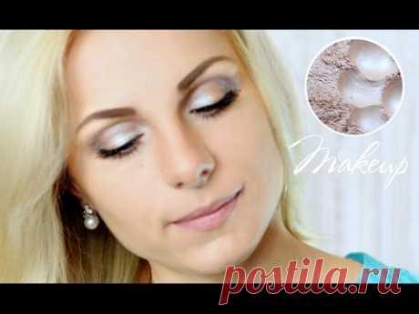 Макияж на каждый день | Cобирайся с MixStyleCappuccino | GRWM Makeup - YouTube
