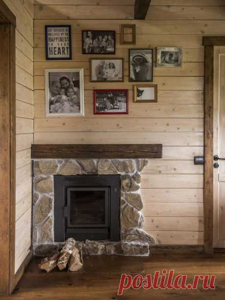 Интерьер домика, который вы чаще всего сохраняли в 2019 году — INMYROOM