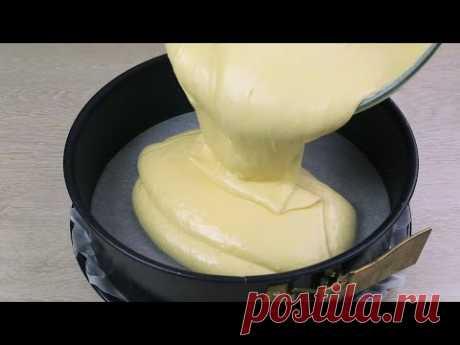 Торт Ленивый МЕДОВИК за 30 минут! Без раскатки коржей! Самый ПРОСТОЙ и ВКУСНЫЙ рецепт торта!