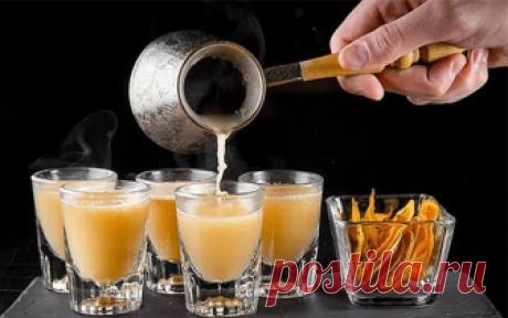Английский напиток поссет, который Гоголь называл гоголем-моголем Древний рецепт!