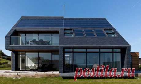 Дома, которые производят больше энергии, чем потребляют их жильцы