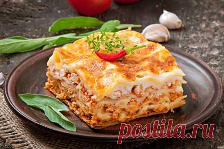 Запечённая картошка с грибами » Любимые рецепты