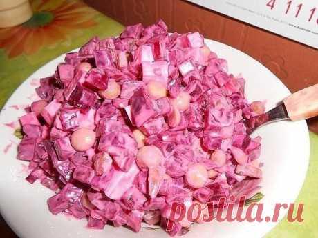 Салат виолетта — Sloosh – кулинарные рецепты