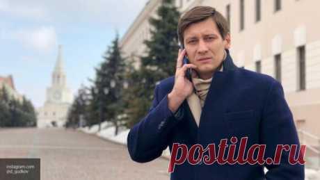 Гудков мог намеренно добиваться приостановки деятельности Партии перемен | Новости