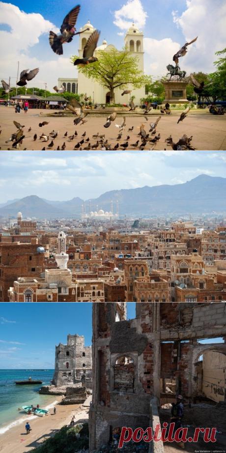 15 городов мира, в которых туристам точно не поздоровится — Вокруг Мира