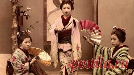 Видео: Лучшая гейша не значит молодая — как жили знаменитые японские красавицы