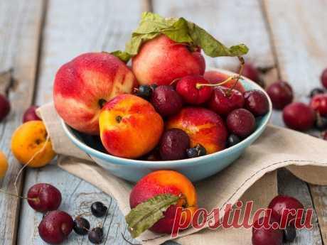 Как правильно хранить фрукты и ягоды дома / Домоседы