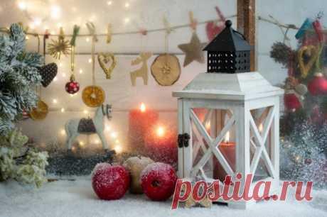 50 ярких идей новогоднего декора своими руками. Фото — Ботаничка.ru