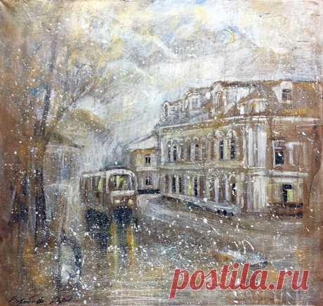 Картины художника Дарьи Воробьевой - Фото