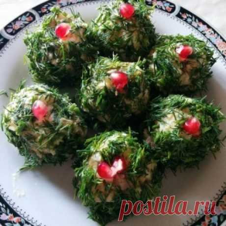 Селедочная закуска - отличное новогоднее блюдо - МирТесен