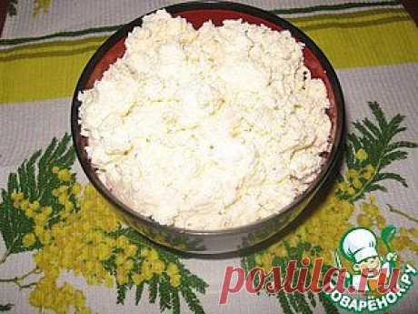House cottage cheese - the culinary recipe