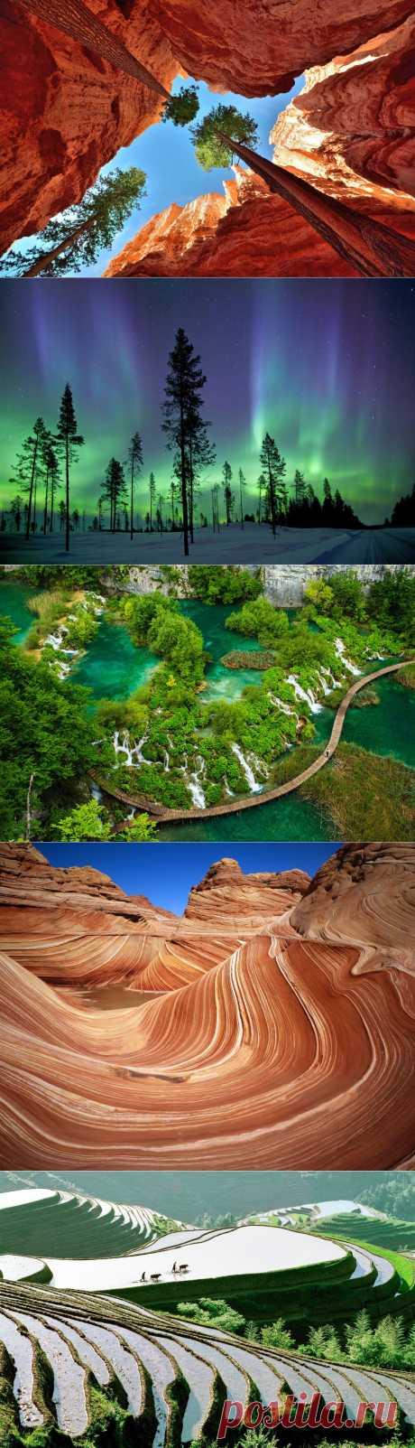 Самые красивые уголки планеты | MixStuff