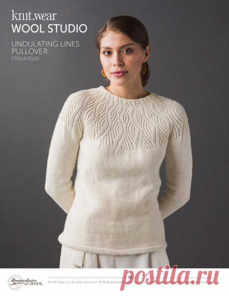 "Журнал ""Knit.Wear ""- Wool Studio Vol. 6 2019г"