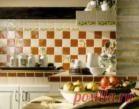 Несколько правил, позволяющих оформить фартук для кухни правильно — Строительство и отделка — полезные советы от специалистов