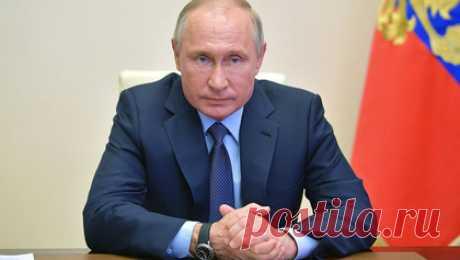 11.05.2020-Путин поручил удвоить пособие по уходу за ребенком — Российская газета