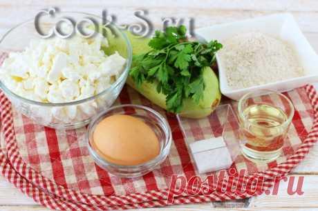 Кабачковые сырники – рецепт с фото