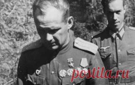 Николай Власов: лётчик-герой, который даже в плену носил «Золотую Звезду» Имя генерала Андрея Власова на слуху у каждого: все мы знаем историю о том, как советский военачальник перешёл на сторону немцев и стал предателем Родины (за что впоследствии был казнён). Но был и другой Власов, имя которого не столь знакомо широкой публике, а меж тем этот человек был не только Героем Советского Союза, асом авиации, лично сбившим 10 самолётов противника, но и являл собой пример несги...