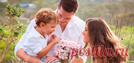 Что нужно учитывать, когда выходишь замуж  с ребенком | Svet-mama