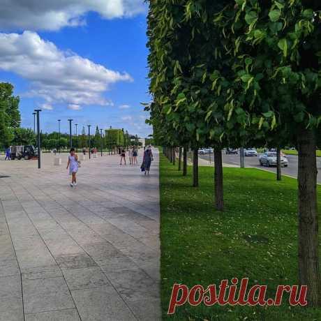 This street in Krasnodar, Russia - 9GAG