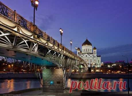 Patriarshy Bridge.