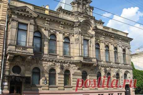 Архитектурно наследие Петербурга:дом барона Кельха