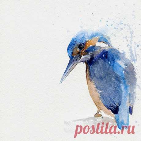 7 шагов для приближения любительской живописи к профессиональной | Акварель с Кирой Салимовой | Яндекс Дзен