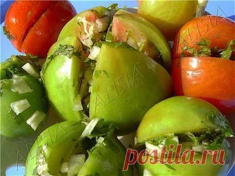 Сайт для любознательных » 25 супер рецептов из зеленых помидоров
