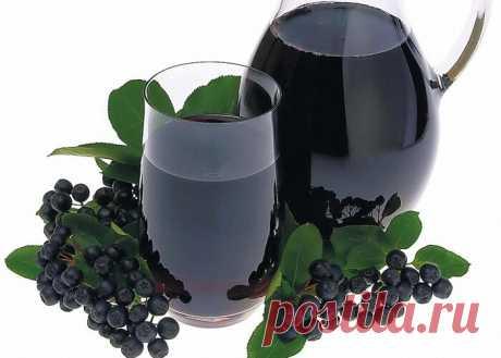 """НАЛИВКА ИЗ ЧЕРНОПЛОДНОЙ РЯБИНЫ   Журнал """"MY HOME LIFE"""" Черноплодка 0,7-1 кг (бывает немного сухая, в дождливую погоду очень сочная) На 800 граммовую банку ягод черноплодки (аронии): 100 листочков вишни ( среднего размера) 1,5 литра воды сахар лимонная кислота ванилин водка..."""