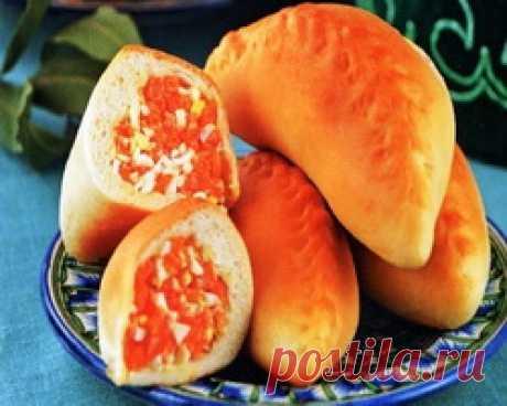 Бэккен татарский пирожок