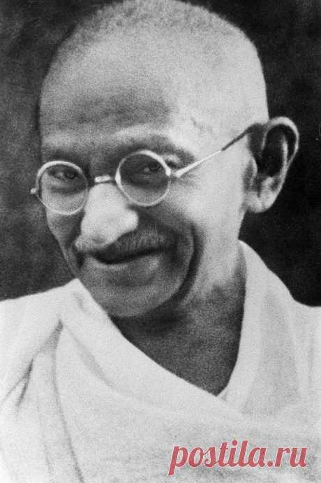 Махатма Ганди — Викицитатник