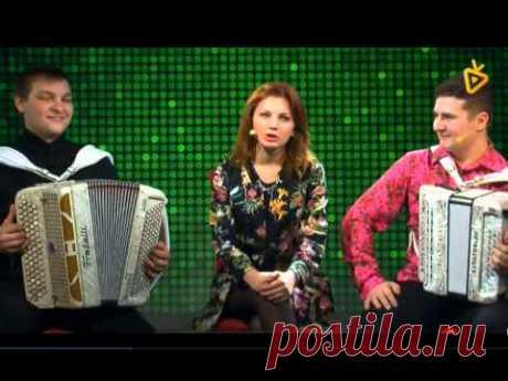 Самая красивая народная певица в России! Инна Каменева