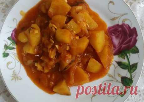 (4) Рагу из кабачка с картофелем - пошаговый рецепт с фото. Автор рецепта Татьяна . - Cookpad