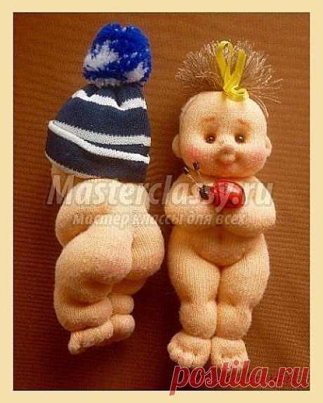Делаем куклу за час. Мастер-класс / Мастерклассы Блоги