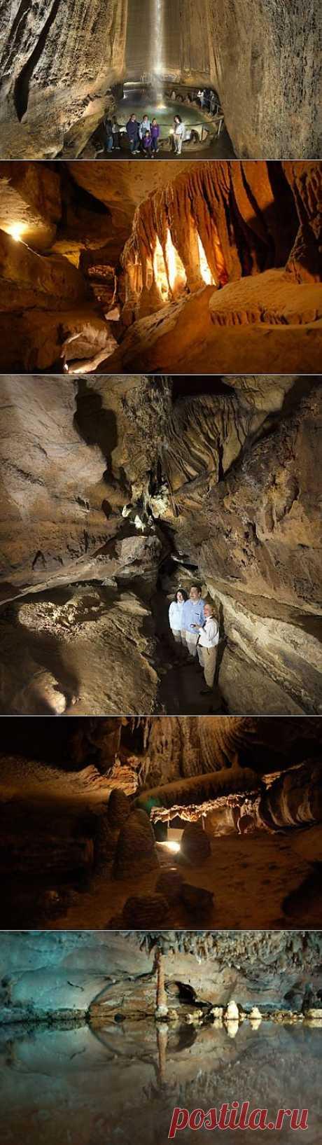 (+1) тема - Подземный водопад | ТУРИЗМ И ОТДЫХ