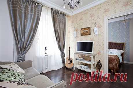 Дизайн маленькой гостиной: 60 фото интерьеров, идеи для ремонта