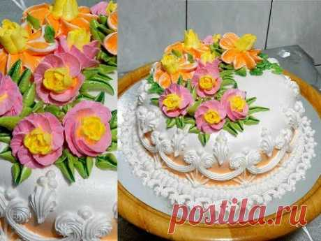 УКРАШЕНИЕ ТОРТОВ, Торт ДЖОАННА от SWEET BEAUTY СЛАДКАЯ КРАСОТА, Cake Decoration