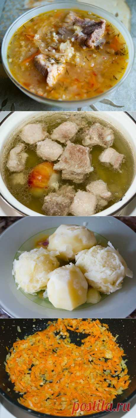 (+1) soobshch - Favourite soup of our family is kapustnyak!!! | Favourite recipes